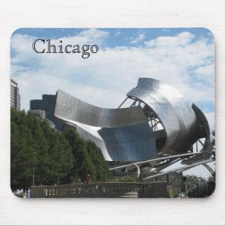 Tapis De Souris Parc Chicago de millénaire