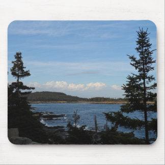 Tapis De Souris Parc national d'Acadia, Maine