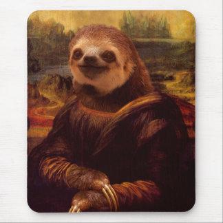 Tapis De Souris Paresse Mona Lisa