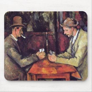 Tapis De Souris Paul Cezanne - la peinture de beaux-arts de