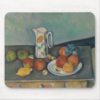 Tapis De Souris Paul Cezanne - la vie toujours