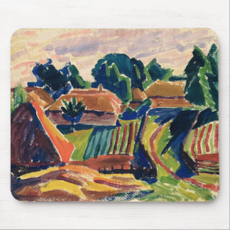 Tapis De Souris Paysage, 1908-12