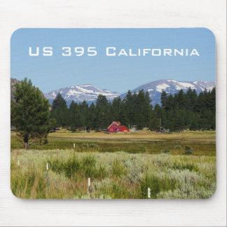 Tapis De Souris Paysage de la Californie HWY 395
