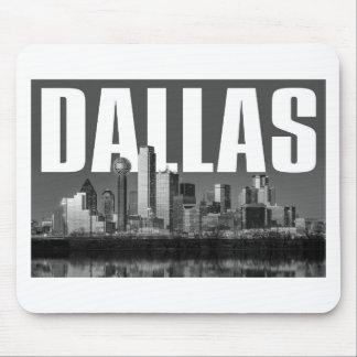 Tapis De Souris Paysage urbain de Dallas