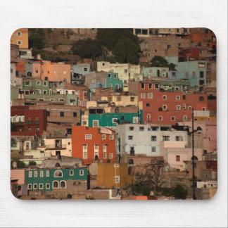Tapis De Souris Paysage urbain de Guanajuato, Mexique
