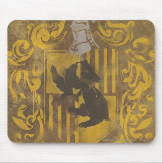 Tapis De Souris Peinture de jet de crête de Harry Potter |