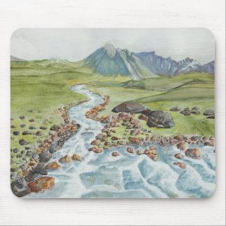 Tapis De Souris Peinture de paysage MousePad