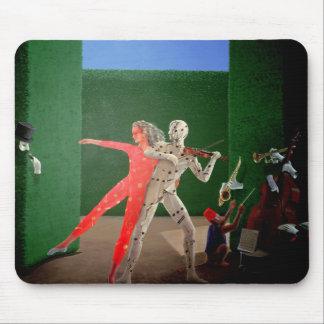 Tapis De Souris Peintures murales d'hôtel de Berkley - 2