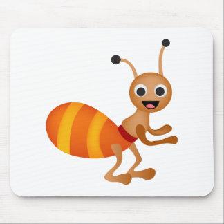 Tapis De Souris Petite fourmi mignonne