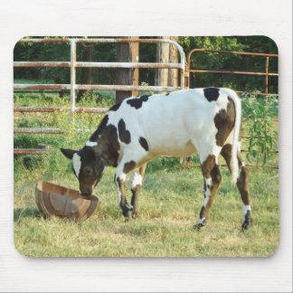Tapis De Souris Petite vache