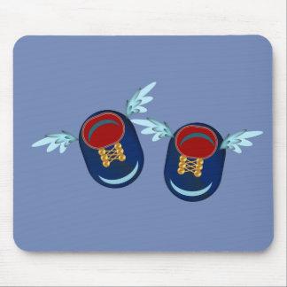 Tapis De Souris Petites chaussures d'ange