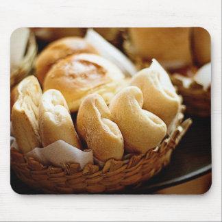 Tapis De Souris Petits pains de pâtisserie