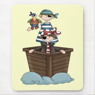 Tapis De Souris Petits pirates