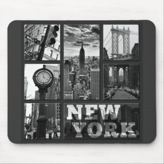 Tapis De Souris Photographie New York, Etats-Unis -