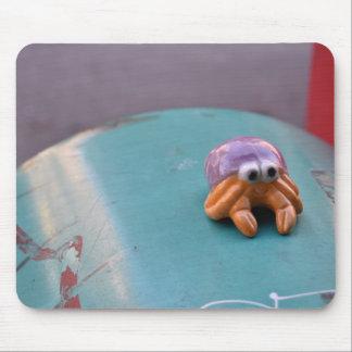 Tapis De Souris Photographie urbaine désagréable de rue du crabe