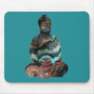 Tapis De Souris Pierre gemme Bouddha Mousepad