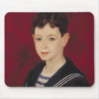 Tapis De Souris Pierre un portrait de Renoir   de Fernand Halphen