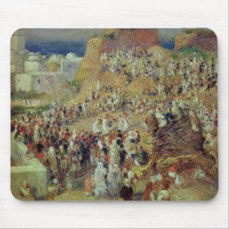 Tapis De Souris Pierre un Renoir   la mosquée, ou festival arabe