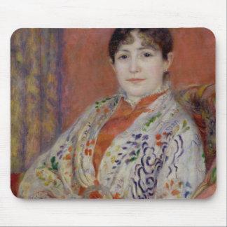 Tapis De Souris Pierre une Madame Heriot de Renoir  