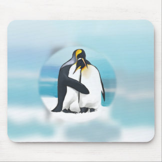 Tapis De Souris Pingouins par l'igloo