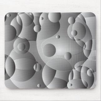 Tapis De Souris Plastique de cercle