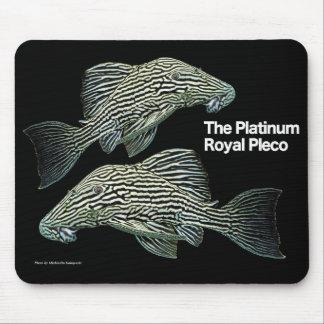 Tapis De Souris Platinum Royal Pleco