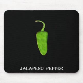 Tapis De Souris Poivre 1 .jpg de Jalapeno du Texas