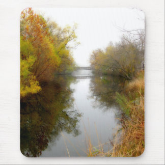 Tapis De Souris Pont 3 de lac ladybird - Austin le Texas