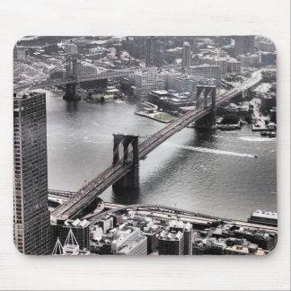 Tapis De Souris Pont de Brooklyn, New York