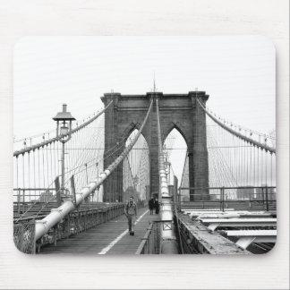 Tapis De Souris pont de brooklyn newyork