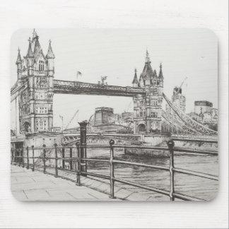 Tapis De Souris Pont Londres 2006 de tour