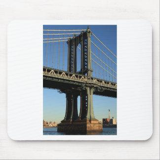 Tapis De Souris Pont New York Manhattan Brooklyn