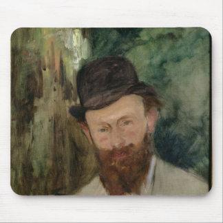 Tapis De Souris Portrait de Manet   d'Edouard Manet c.1880