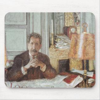 Tapis De Souris Portrait de Philippe Berthelot