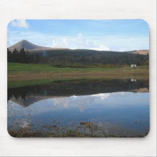 Tapis De Souris Portrait stupéfiant de paysage de GoatFell