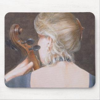 Tapis De Souris Professeur 2005 de violoncelle