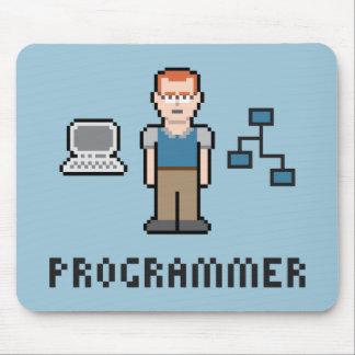 Tapis De Souris Programmeur Mousepad de pixel