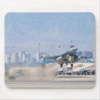 Tapis De Souris Protection de combat du décollage 112 du faucon LF