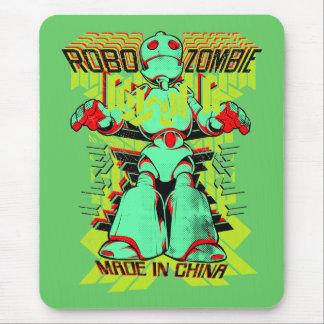 Tapis De Souris Protection de zombi de Robo