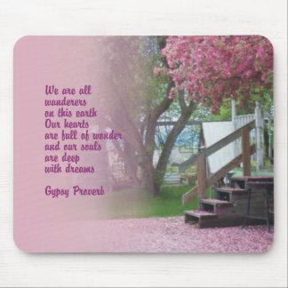Tapis De Souris Proverbe gitan
