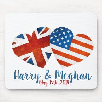 Tapis De Souris Quand Harry a rencontré Meghan