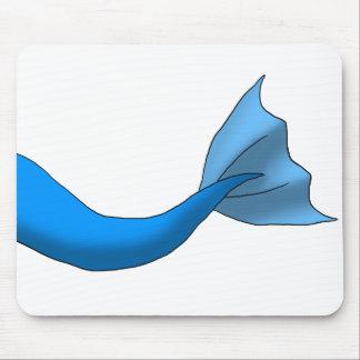 Tapis De Souris Queue bleue de sirène