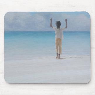 Tapis De Souris Rasta sur la plage 2012