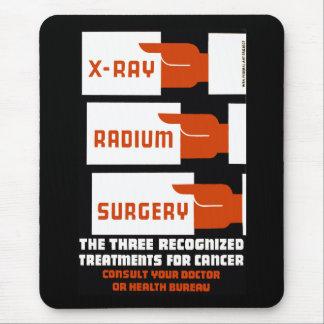 Tapis De Souris Rayon X, radium, chirurgie