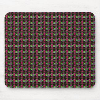 Tapis De Souris Rayures colorées par OBSCURITÉ : CADEAU UNIQUE