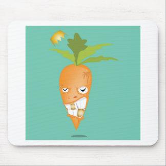 Tapis De Souris reggae de la carotte 24k