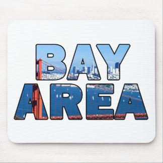 Tapis De Souris Région de Baie de San Franciso