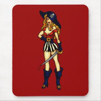 Tapis De Souris Reine de pirate