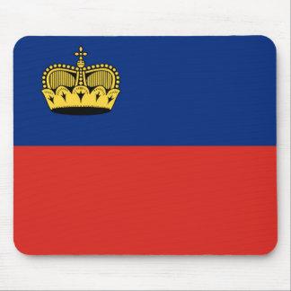Tapis De Souris Repu de symbole de nation de drapeau de pays de la