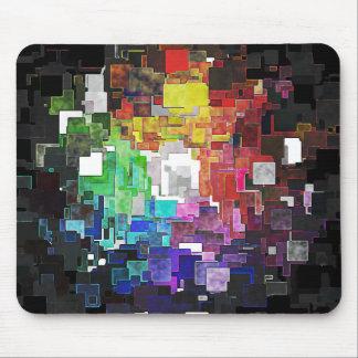 Tapis De Souris Résumé géométrique spectral